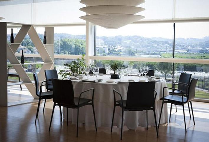 Restaurante Iñigo Lavado Irun Comedor