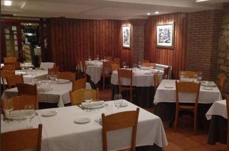 Restaurante Iruña Logroño