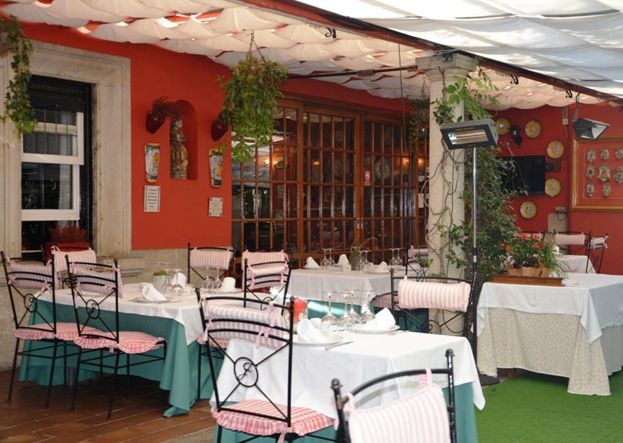 Restaurante Jolastoki Getxo Terraza