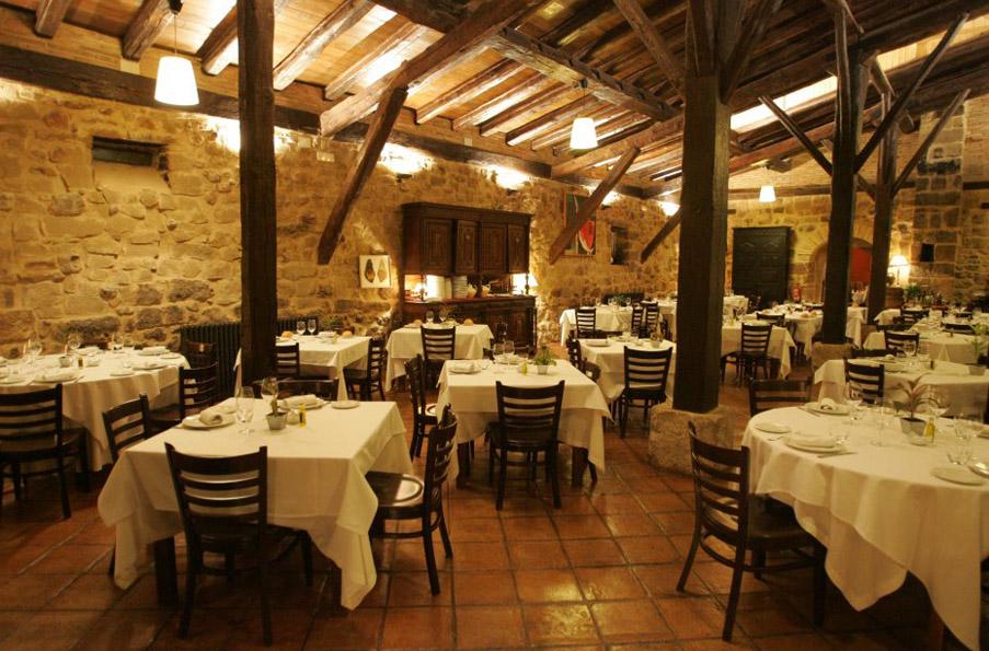 Restaurante La Vieja Bodega Comedores