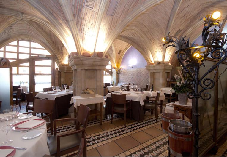 Restaurante Meson Chuchi Fuenmayor Salon Medieval