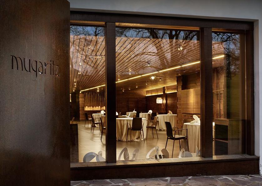 Restaurante Mugaritz Errenteria