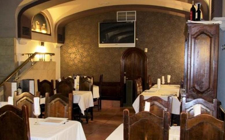 Restaurante Urdazpi Bilbao Comedor