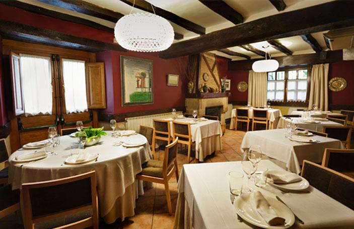 Restaurante Venta Muguiro Comedor