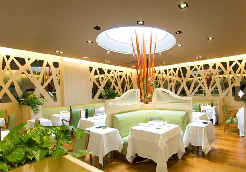 Restaurante Zaldiaran Vitoria Salones