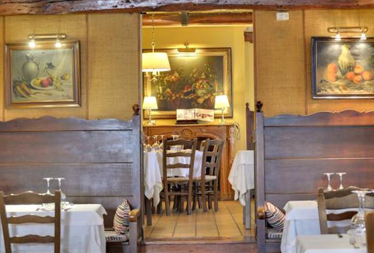 Restaurante La Taberna de la Cuarta Esquina Calahorra Comedor