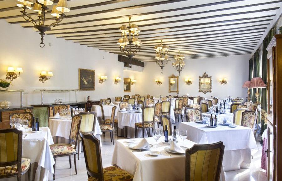 Parador de Santillana Gil Blas Restaurante
