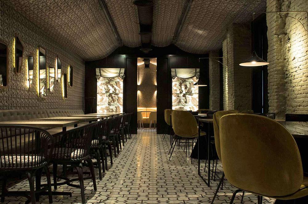 Random restaurante club calle caracas 21 madrid - Random restaurante madrid ...