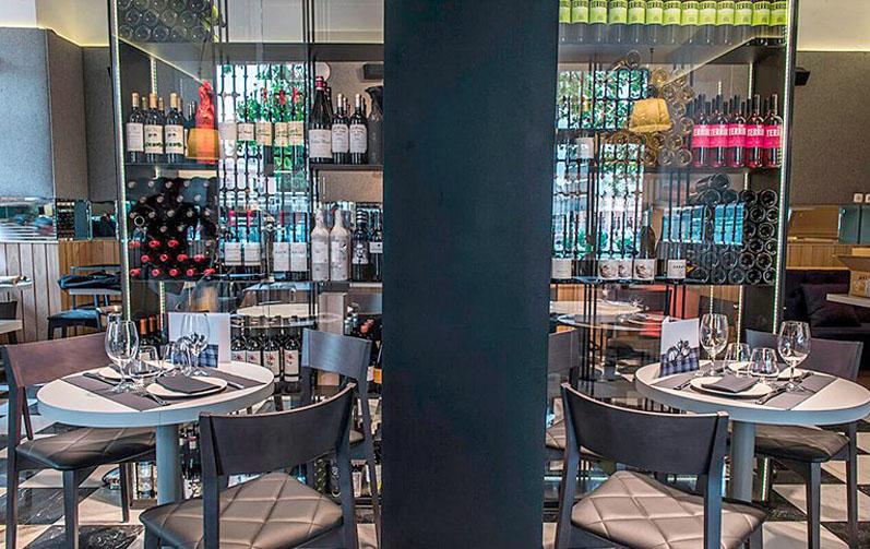 Restaurante Arzabal Museo Reina Sofia Madrid