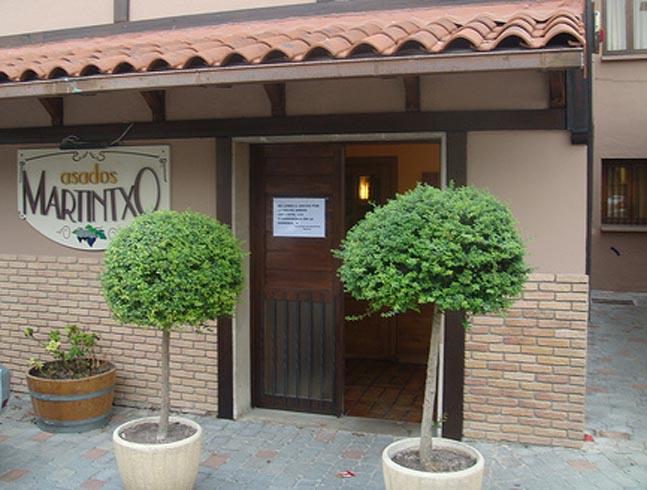 Restaurante Asador Martintxo Cizur Menor