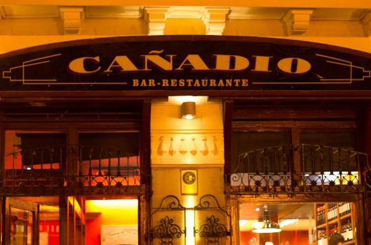 Restaurante Cañadio Santander Fachada