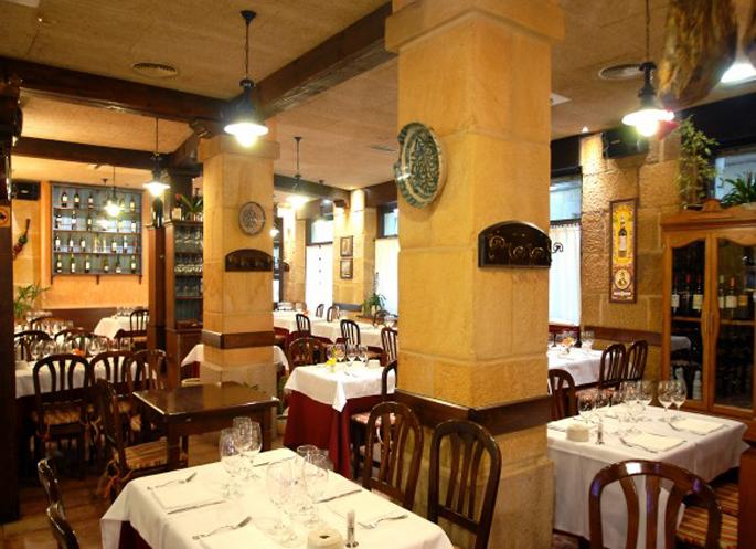 Restaurante Casa Gandarias San Sebastian