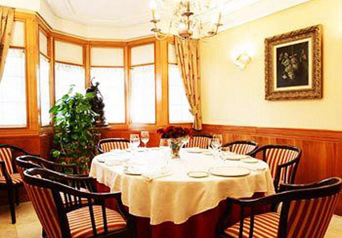 Restaurante Hotel Rios San Adrian