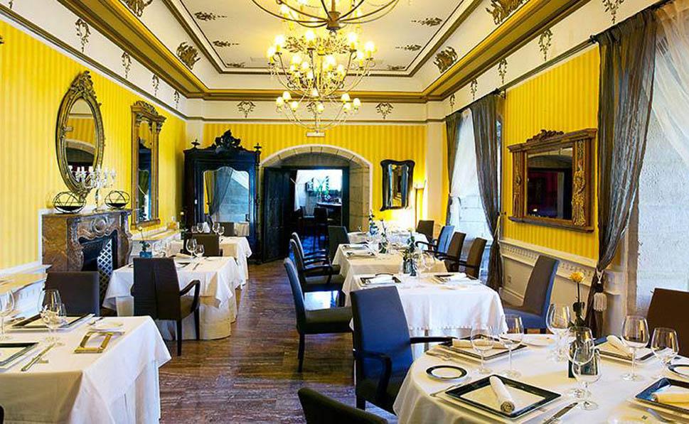 Restaurante Iniro Palacio Soñanes Hotel
