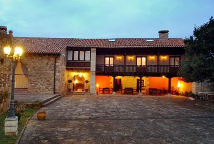 Restaurante La Casona del Valle Cantabria