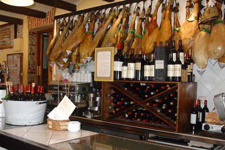 Restaurante La Cocina de La Abuela Barra