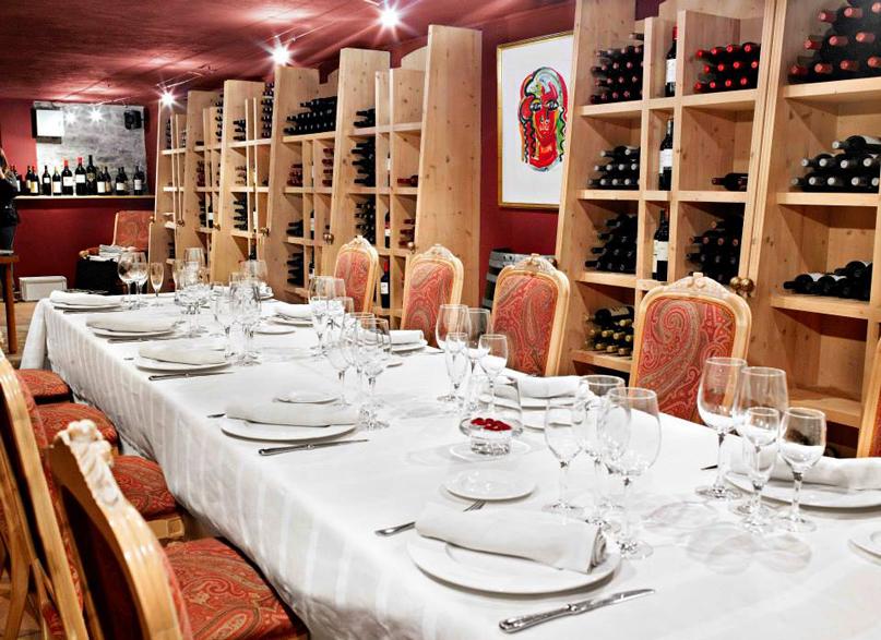 Restaurante Palacio Castillo Gorraiz