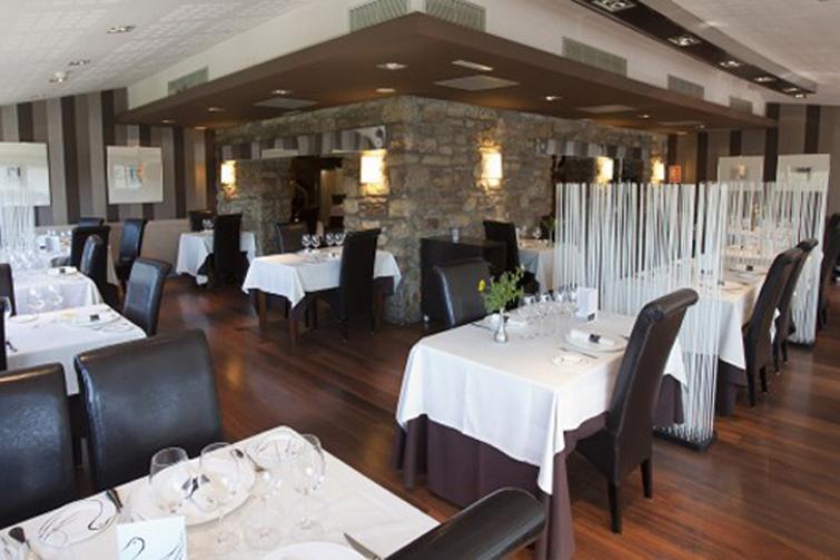 Arroka Berri Restaurante Hondarribia Interiores
