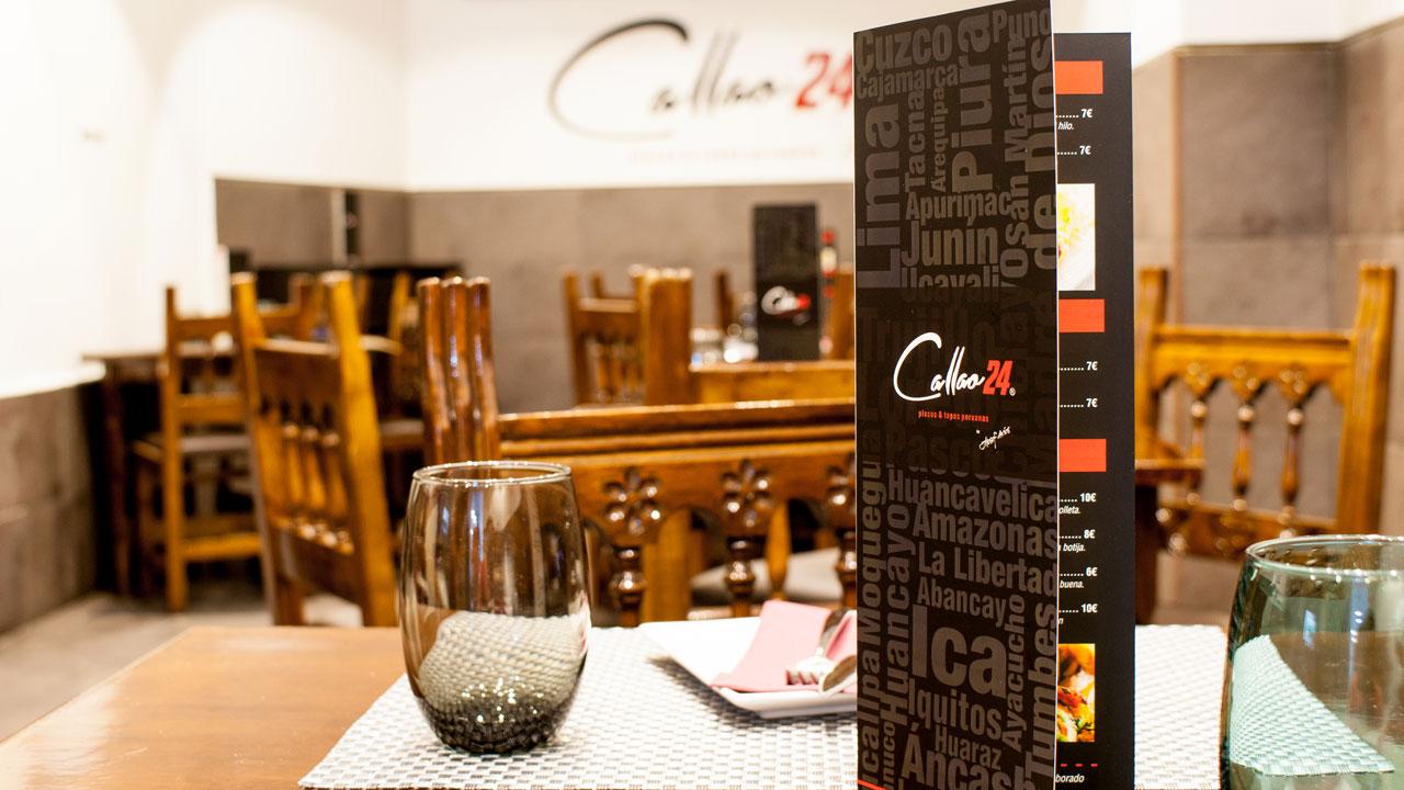 Callao 24 Restaurante Peruano