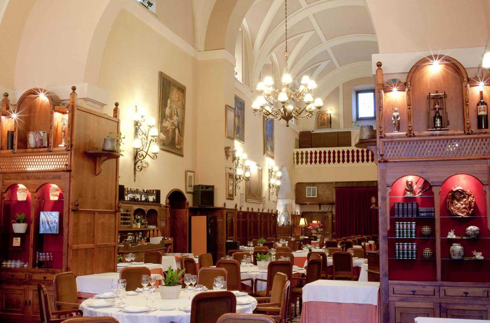 Restaurante La Cupula Alcala de Henares