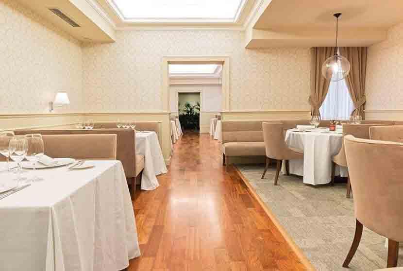 Restaurante Club 31 Madrid Salas