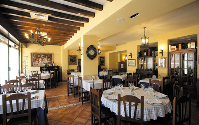 Restaurante La Casa Vieja Alcala de Henares