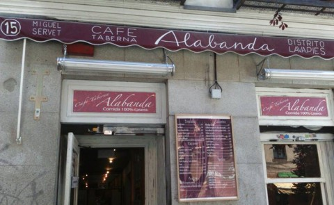 CAFÉ TABERNA ALABANDA