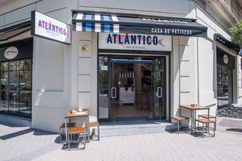 ATLÁNTICO CASA DE PETISCOS
