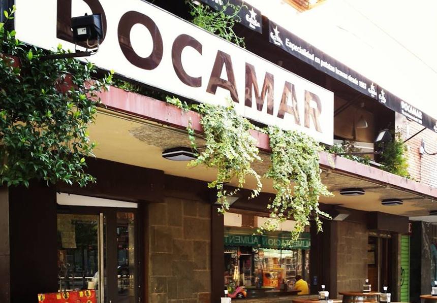 Restaurante Docamar Madrid