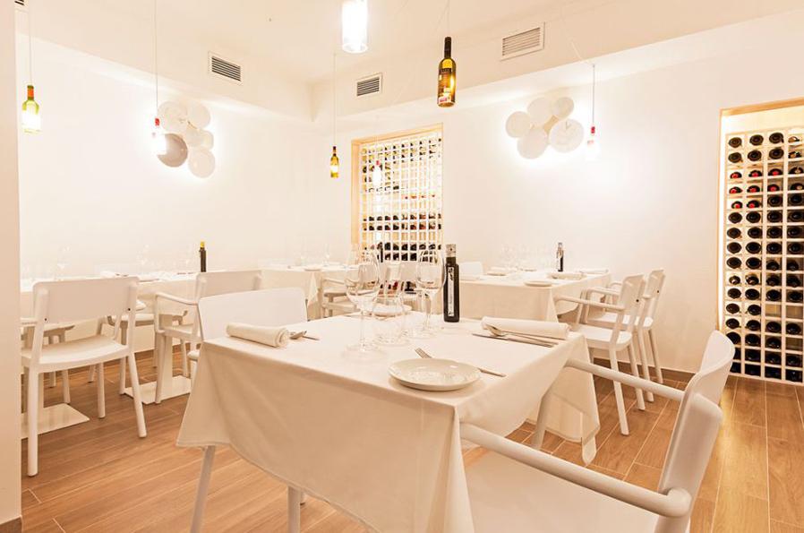 Restaurante La Navarreria Madrid Interiores