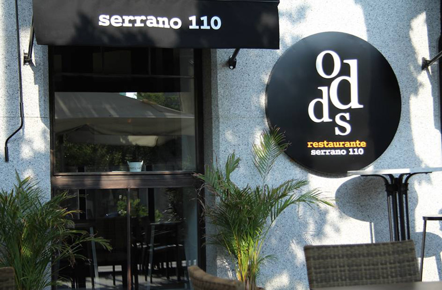 Restaurante Odds Serrano Madrid