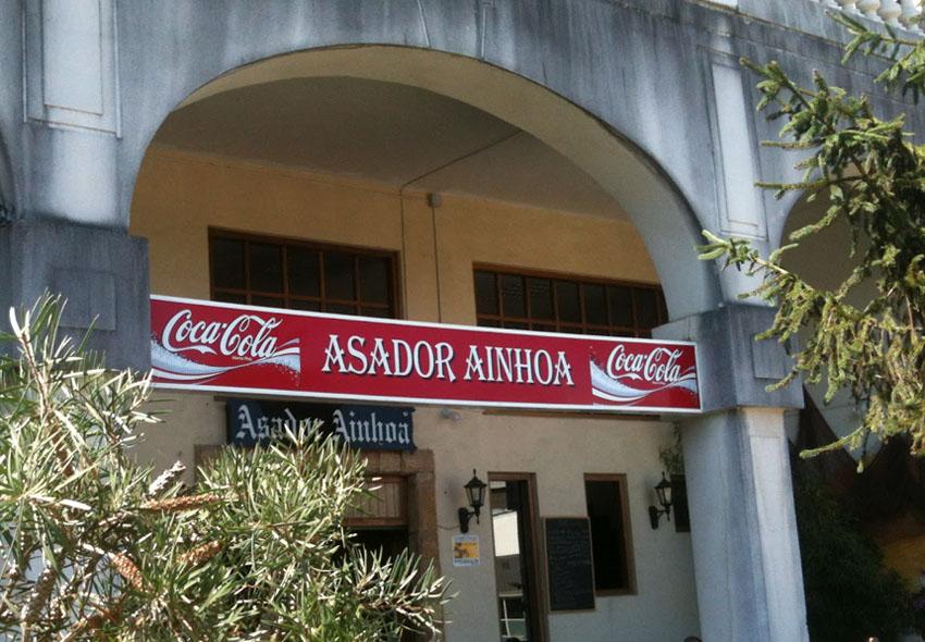 Asador Ainhoa Restaurante Castro Urdiales