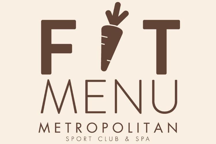 Metropolitan Fit Menu
