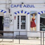 CAFÉ AZUL