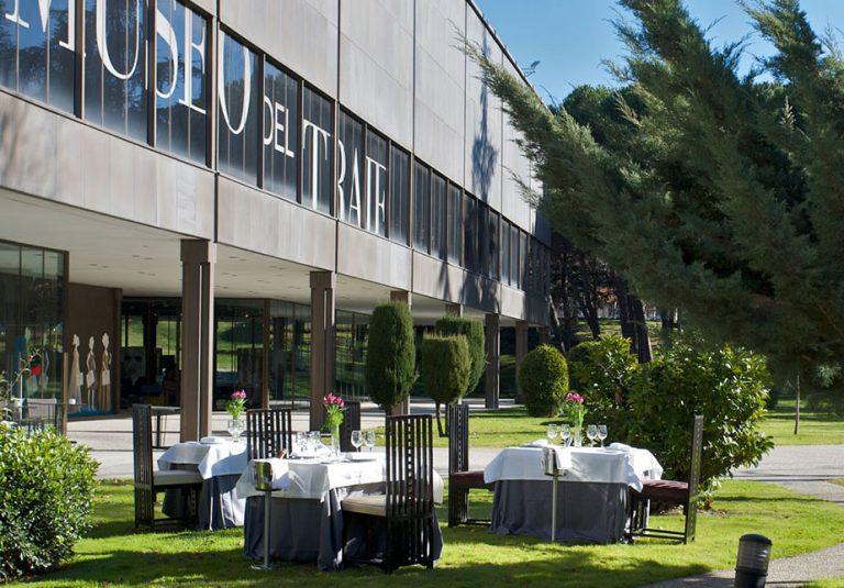CAFÉ DE ORIENTE MUSEO DEL TRAJE
