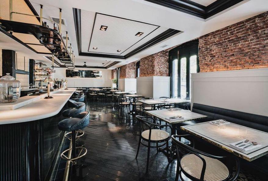 Cannibal Raw Bar Madrid Restaurante