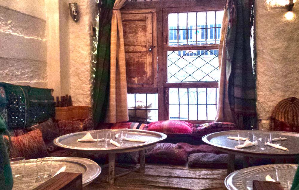 La cocina del desierto calle barbieri 1 madrid - La cocina madrid ...