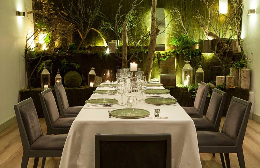 Restaurante Gaytan Madrid