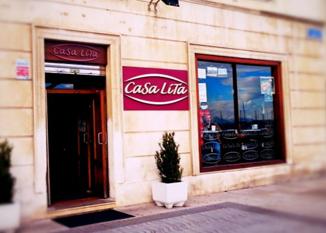 Casa lita paseo pereda 37 santander - Casa de cantabria en madrid restaurante ...