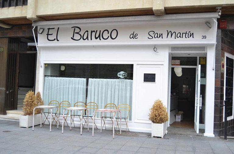 EL BARUCO DE SAN MARTÍN