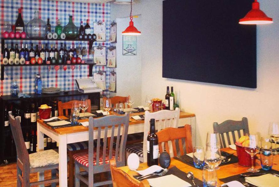Restaurante El Pericote de Tanos Torrelavega