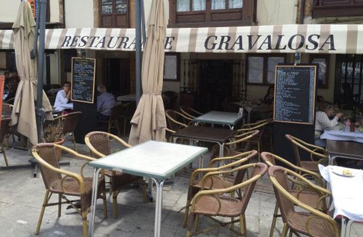 Restaurante Gravalosa Comillas