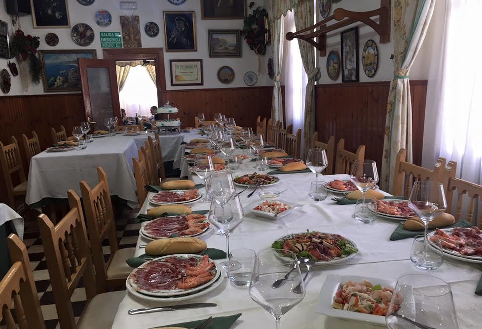 Restaurante Jauja Santoña Comedor