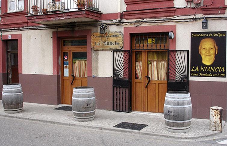 Restaurante La Nuncia Santander