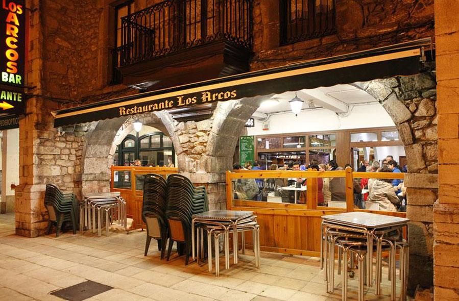 Restaurante Los Arcos San Vicente Barquera