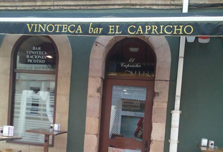 VINOTECA EL CAPRICHO