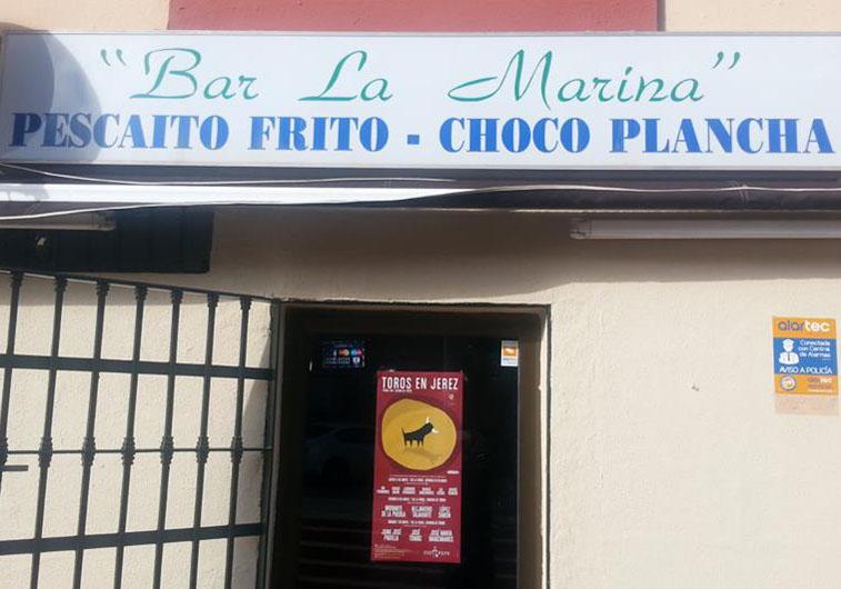 Bar La Marina Jerez de la Frontera