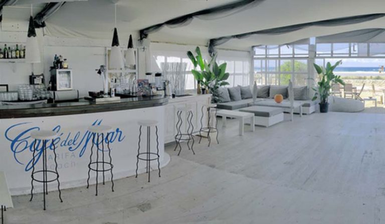 CAFÉ DEL MAR TARIFA BEACH