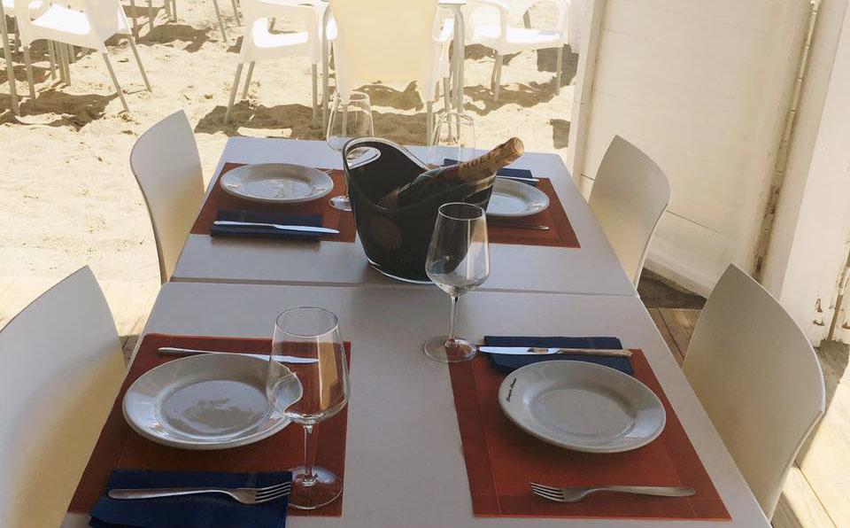 Chiringuito Altamar Restaurante Sotogrande cadiz