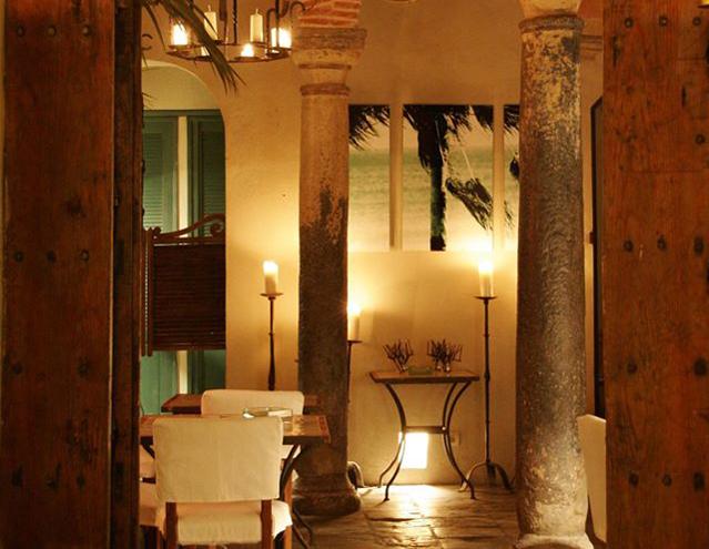 Hotel Restaurante Posada La Sacristia Tarifa